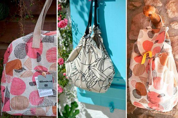 patrones de costura mochilas y bolsos