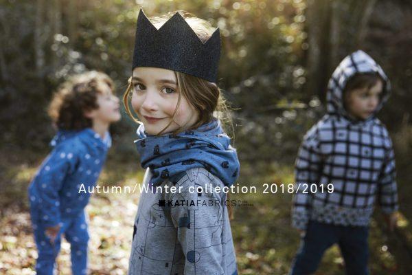 Katia Fabrics otoño invierno