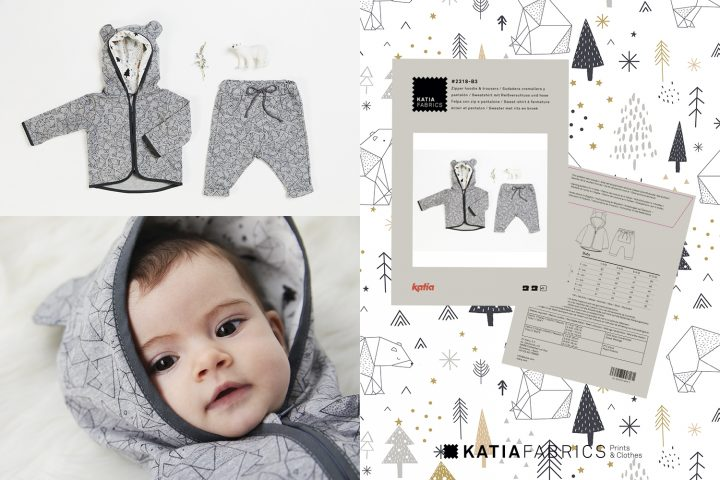 patrones navideños bebe