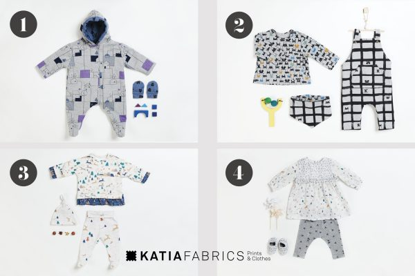 ropa cómoda bebé