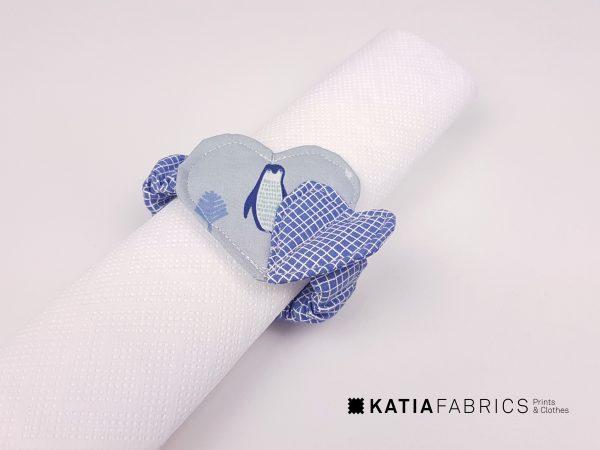 tutorial mantel individual san valentín servilletero