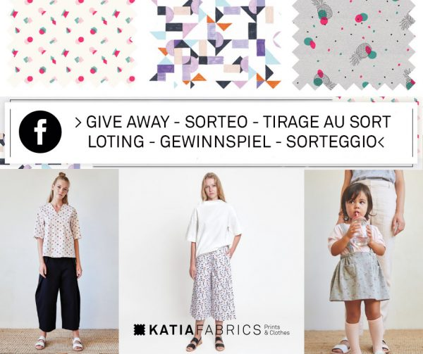 giveaway katia fabrics