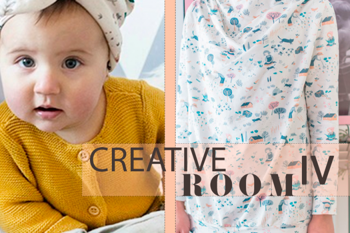 creative room IV niños