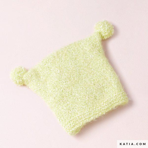 Gorros y bufandas bebé