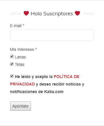 Hilos Katia Primavera Verano 2019