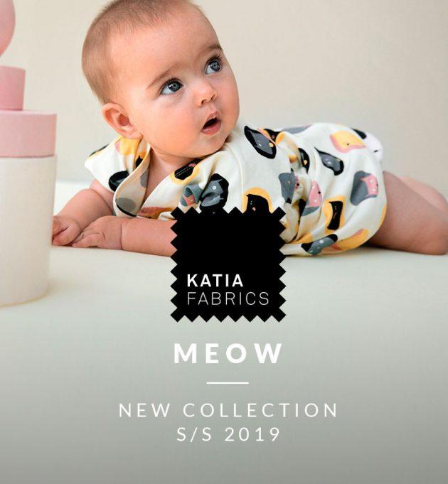 nueva colección ss19 Katia Fabrics