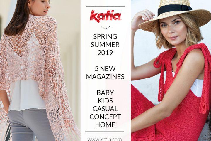 revistas de patrones Katia