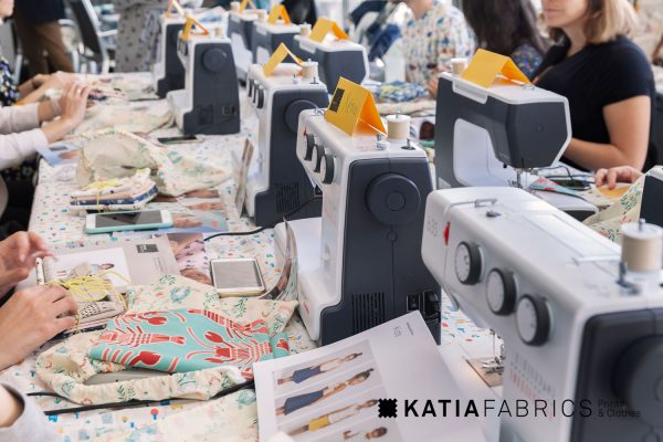 evento family & katia fabrics