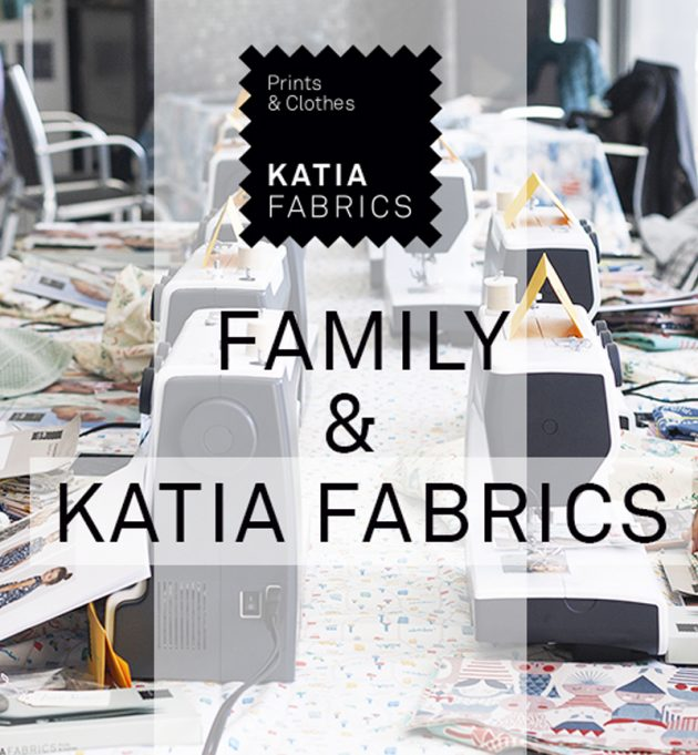 family & katia fabrics evento