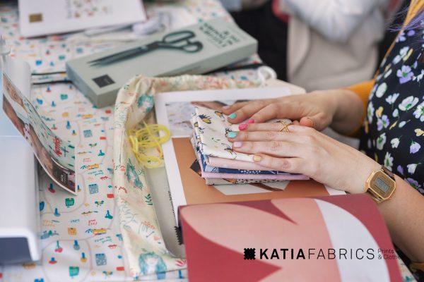 katia fabrics nueva coleccion ss19 tejidos