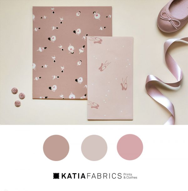 tendencias pastel colección ballet