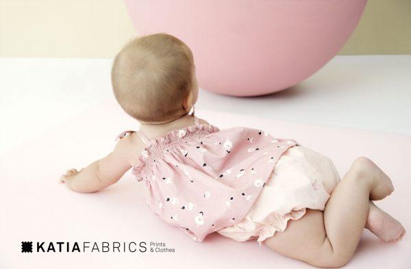 tendencias pastel bebé ballet