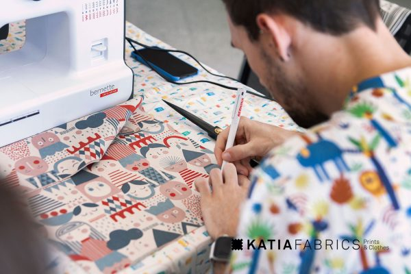 taller de costura totebag proceso