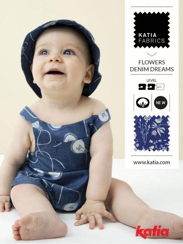 denim patrones de bebe