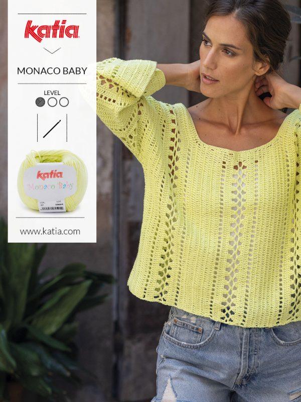 Tops De Crochet Para Mujer De Diferentes Estilos Muy Fáciles De Hacer