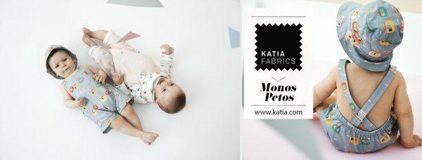 monos y petos de bebe