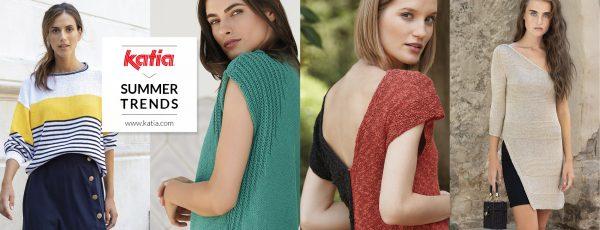 tendencias verano rayas tejidas