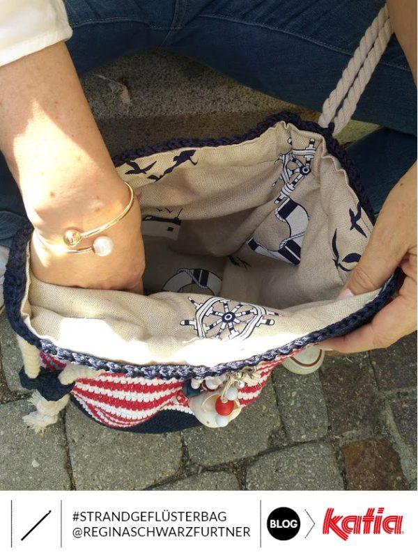 Forro de tela para bolso