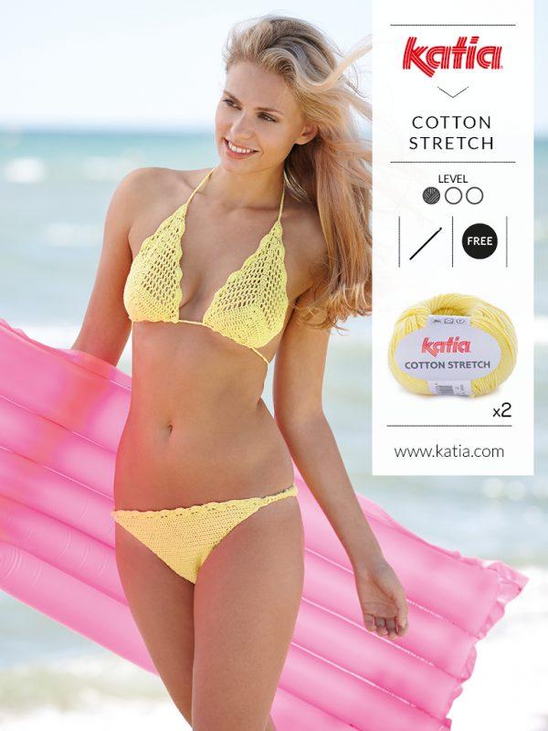 Patrón Bikini de Crochet