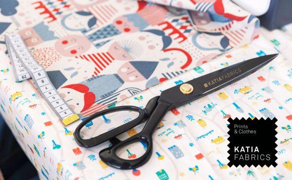 materiales para coser