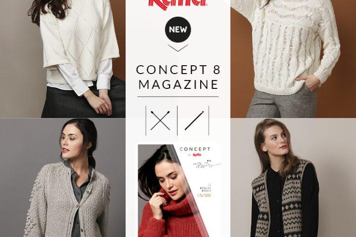 Revista Concept 8