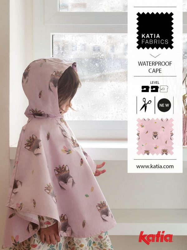 nuovi tessuti Katia Fabrics