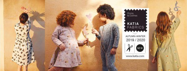 Nuevas telas Katia Fabrics Otoño Invierno