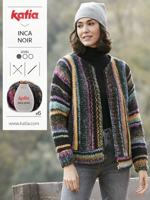 Lana Colores Neón