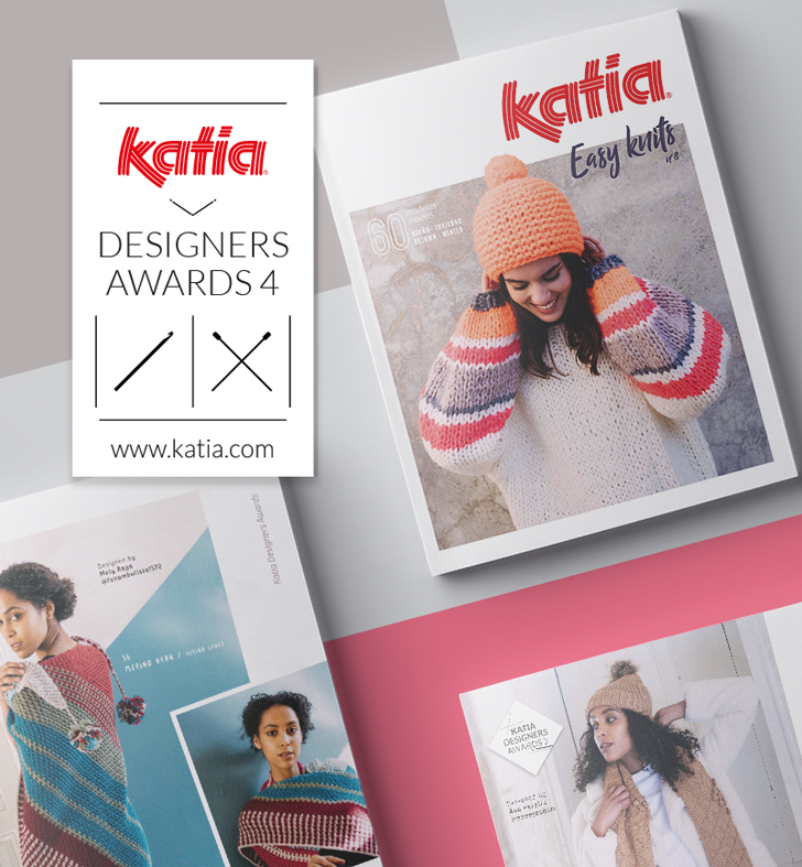 revista Katia Easy Knits