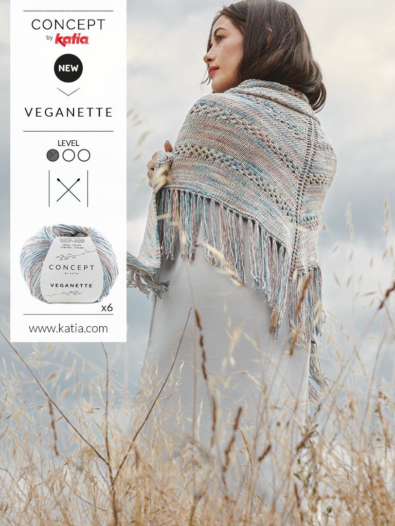 Vegan yarn