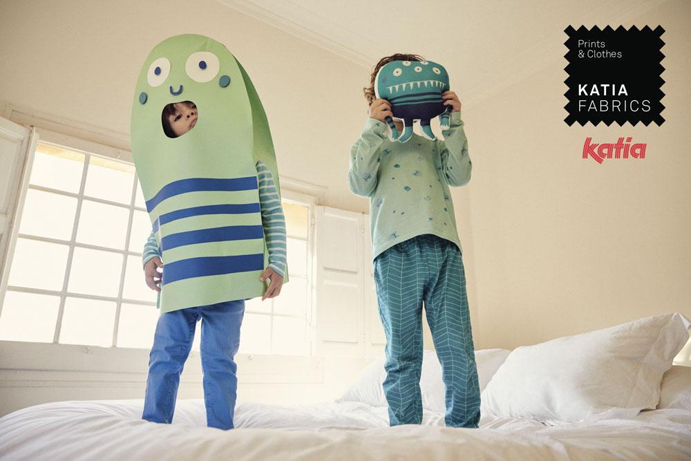 Patrones de pijamas infantiles