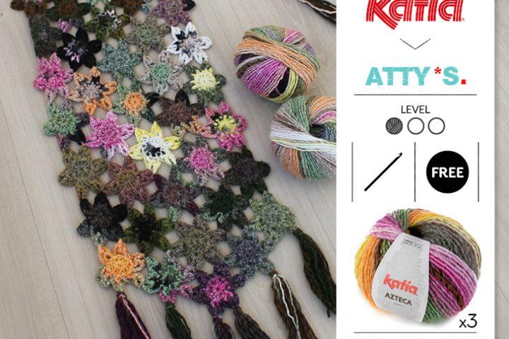 Chal Flores a Crochet
