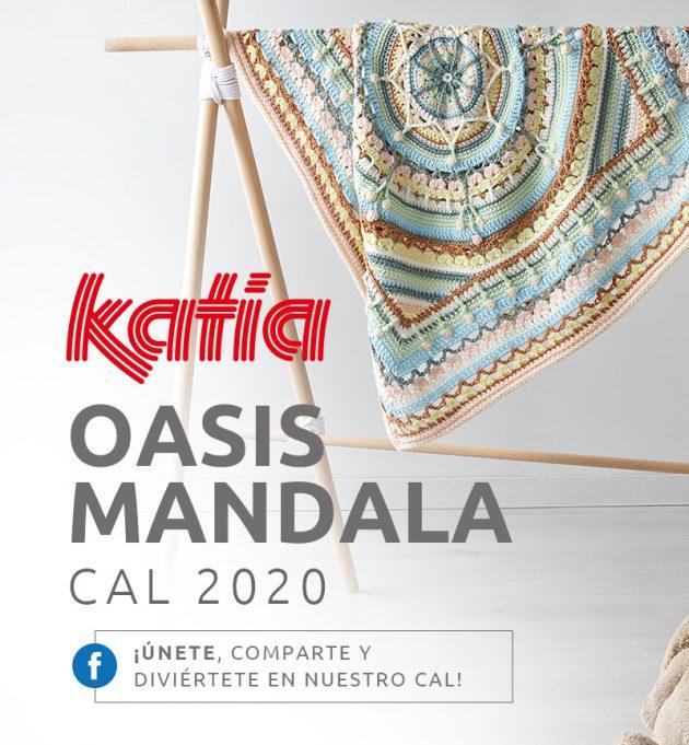 Oasis Mandala CAL 2020