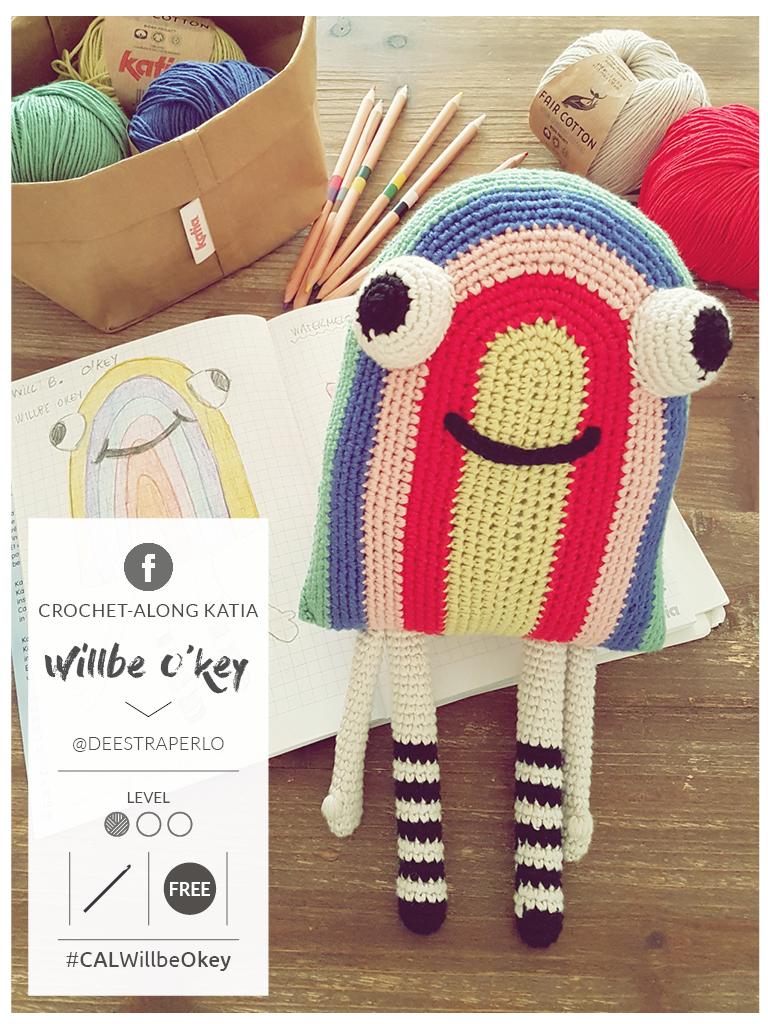 crochet-along amigurumi