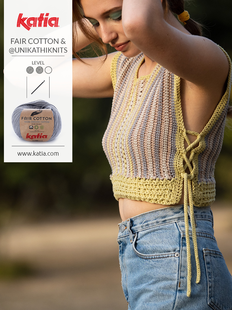 crop top crochet