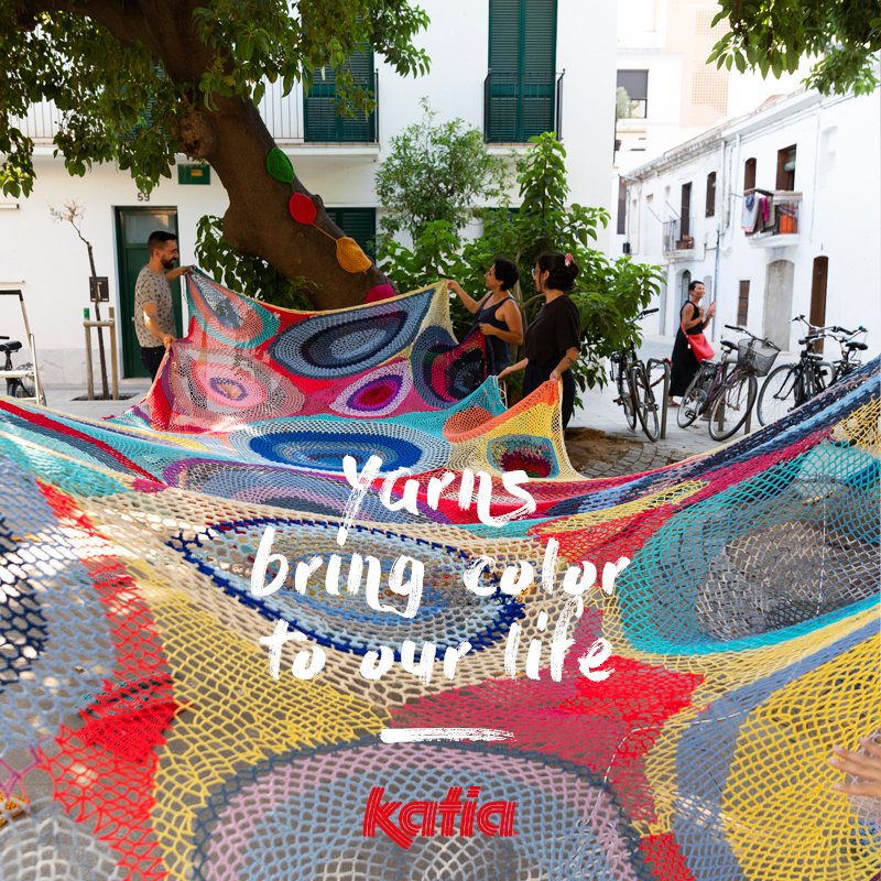 grupo yarn bombing