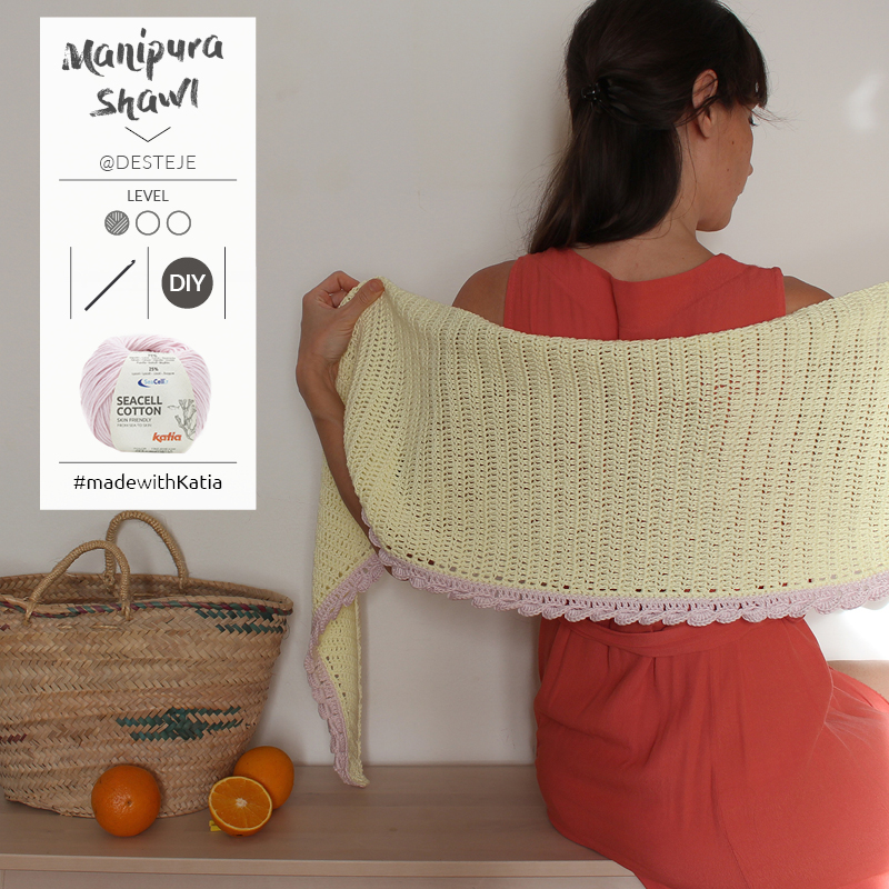 Chal Manipura a crochet