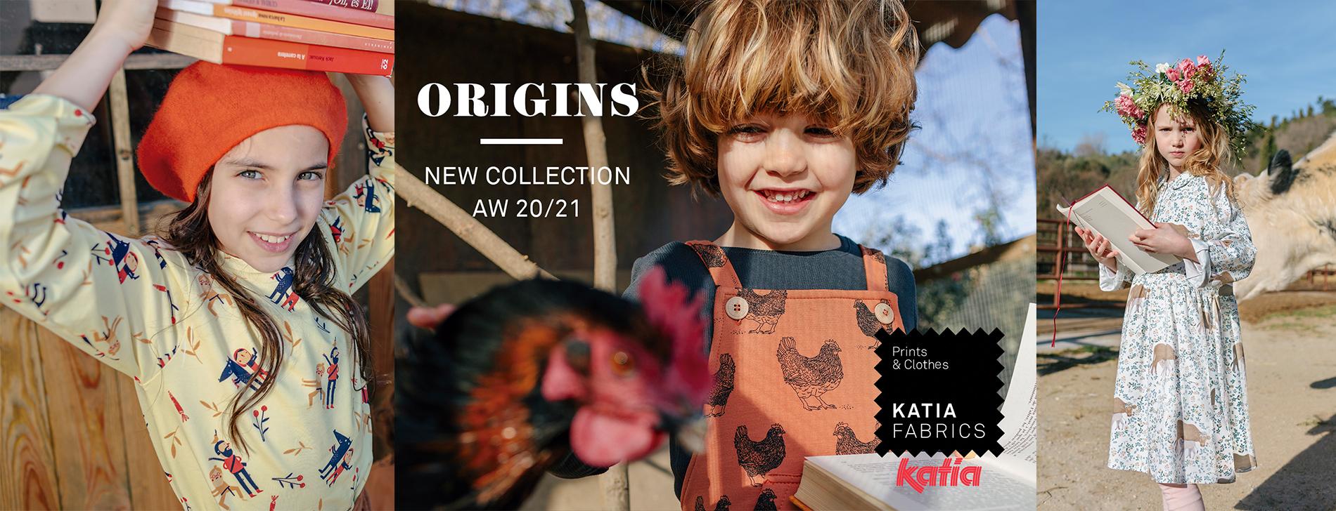 origins nueva colección AW20/21