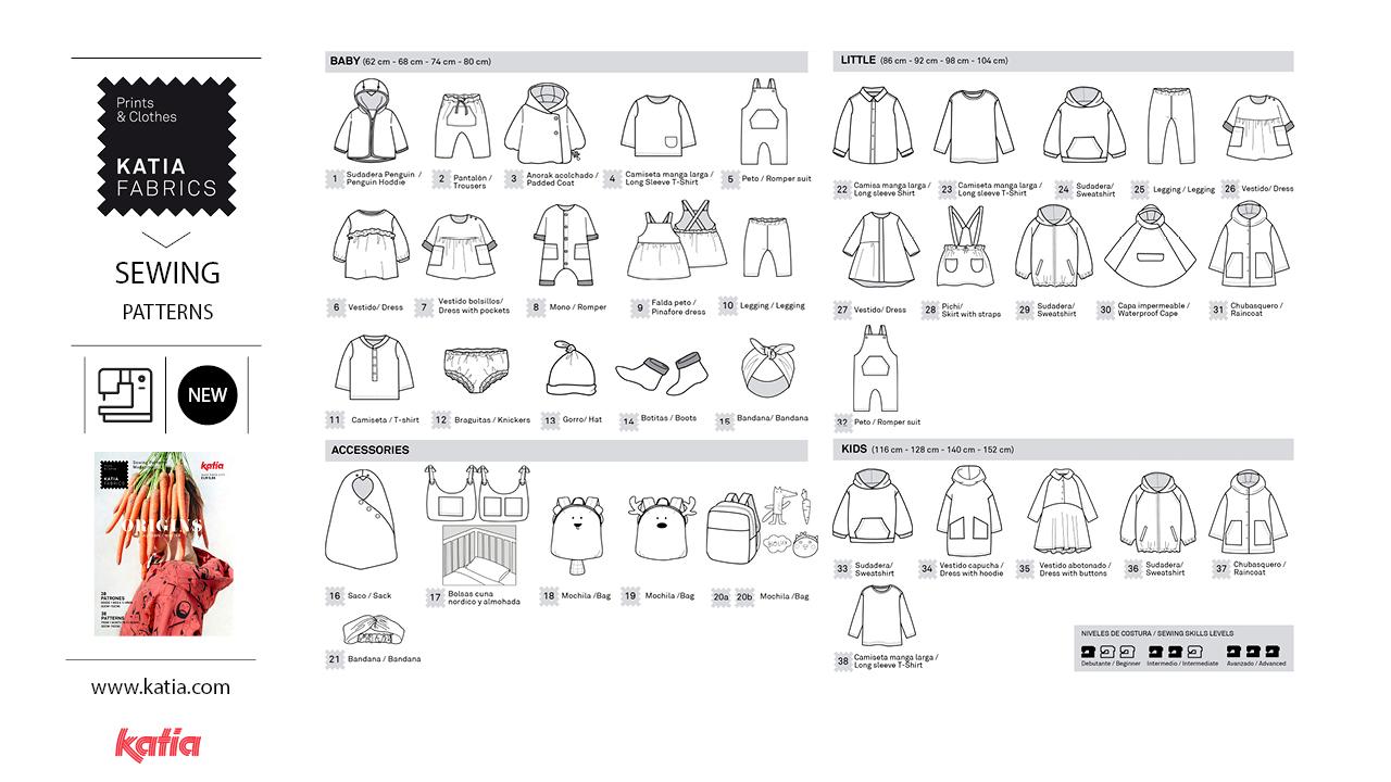 patrones de costura