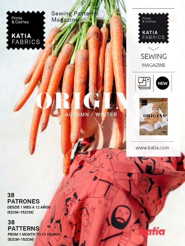 revista de costura katia fabrics