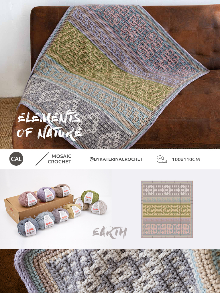 Crochet Mosaico