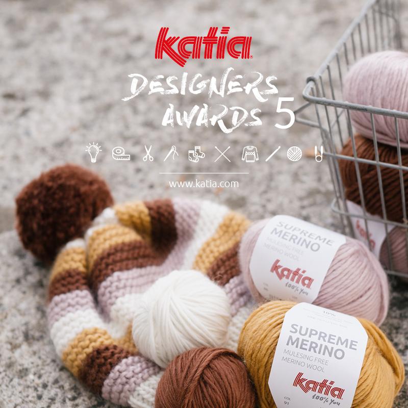 Knit pattern design