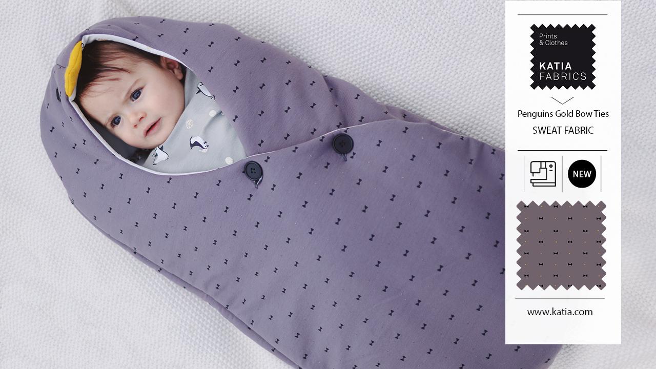 saco de dormir bebé