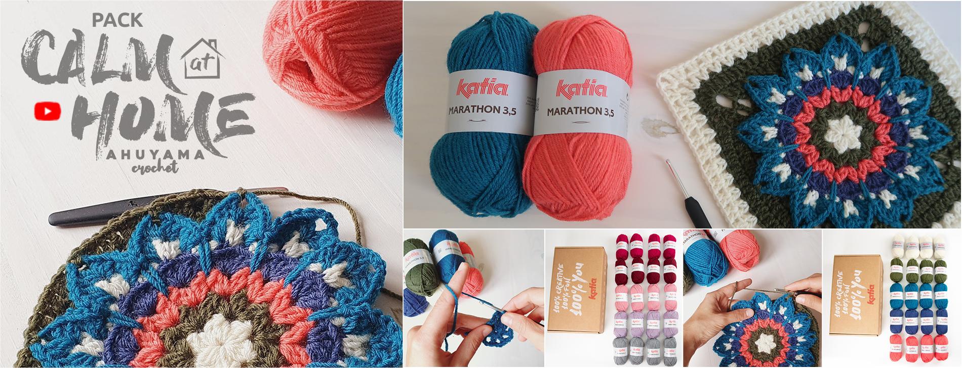 Reto Crochetil Ahuyama Crochet