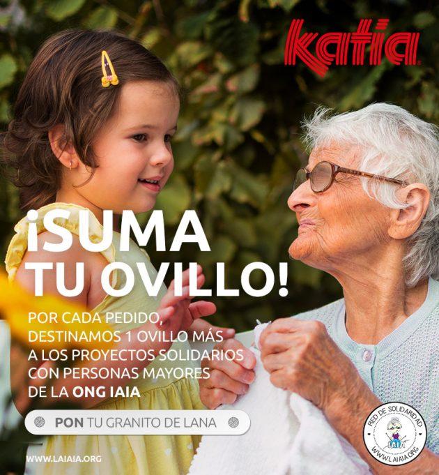 Proyectos solidarios con personas mayores