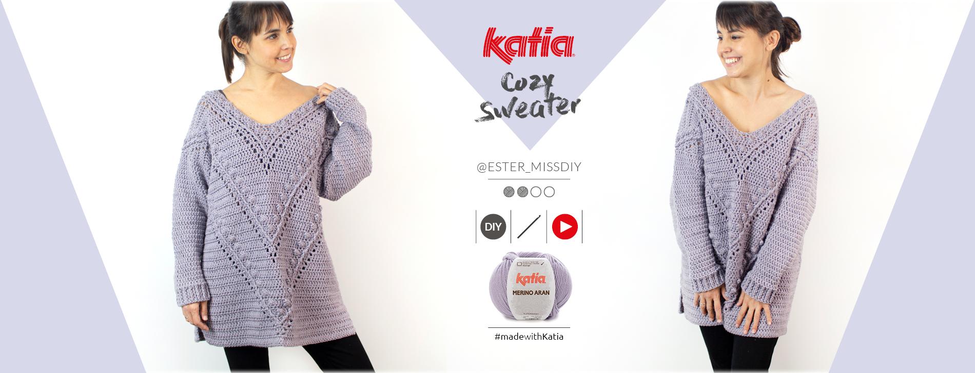 jersey cozy a crochet