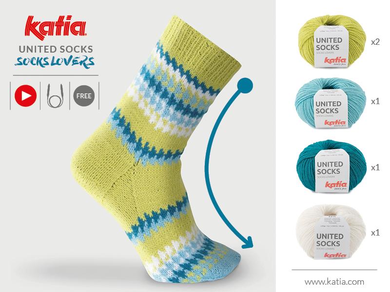 tejer calcetines desde la caña