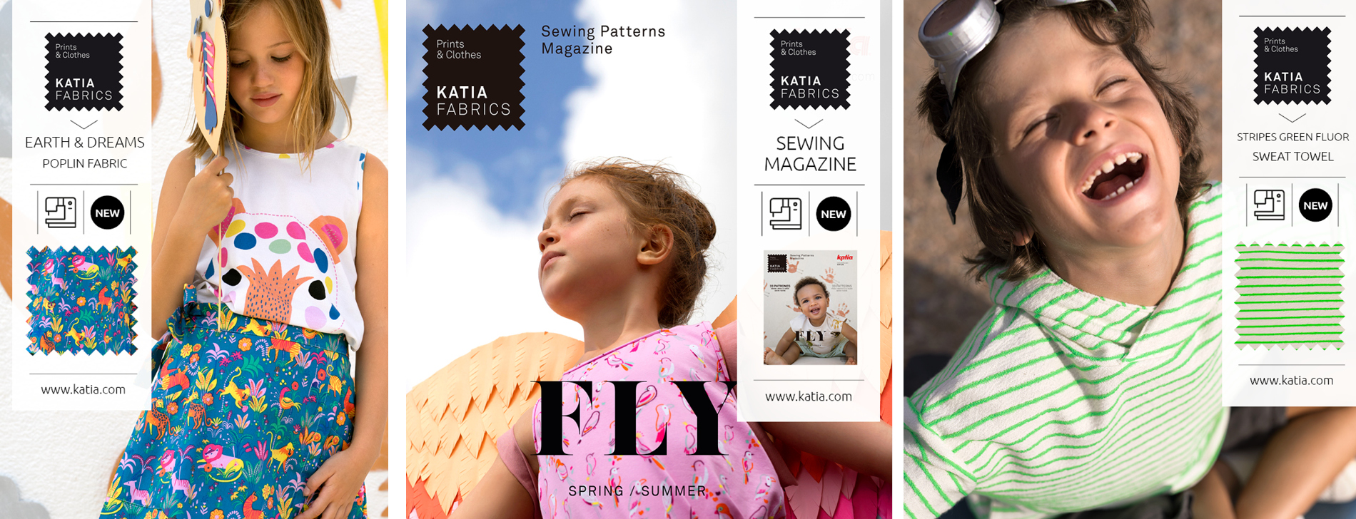revista de patrones de costura