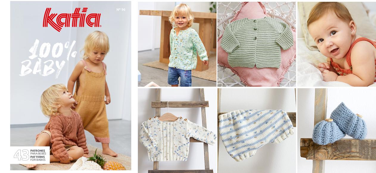patrones de verano para bebé