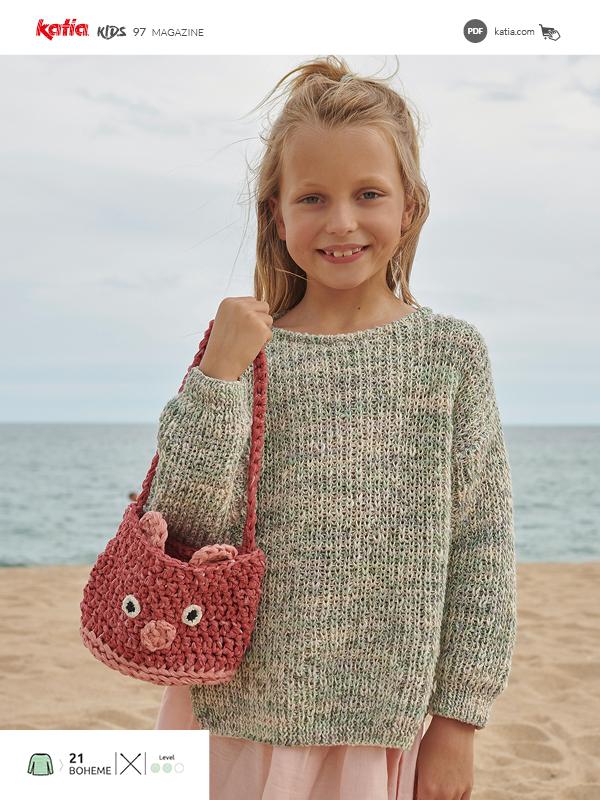 maglia da bambina